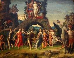Mantegna Parnassus