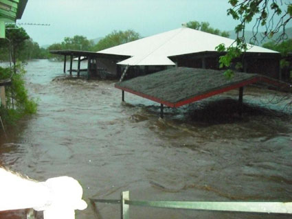 warmun flood 2011
