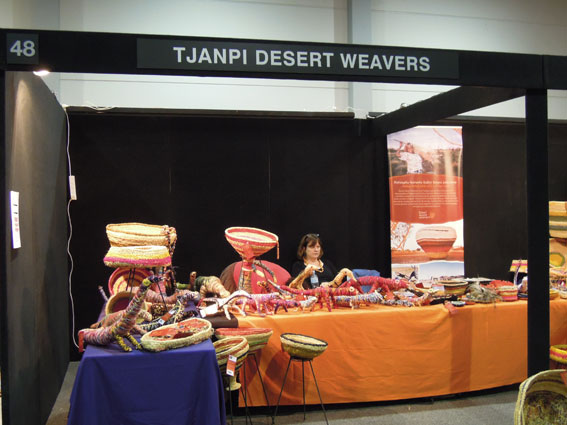 DAAF Tjanpi Weavers