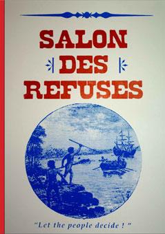 The salon des refus s aboriginal art culture an for A salon named desire