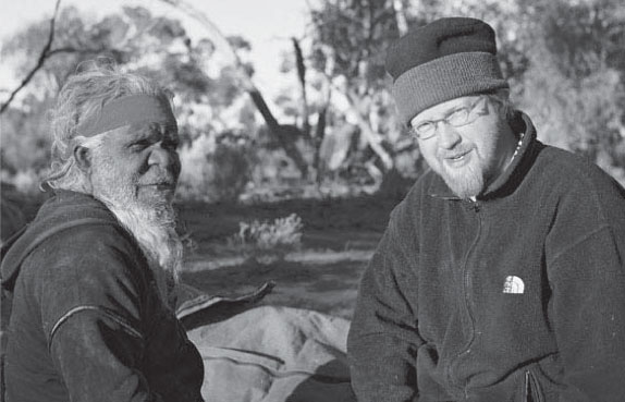 Roy Underwood and Iain Grandage